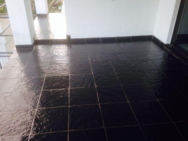 Africa Blue Slate Tiles 1