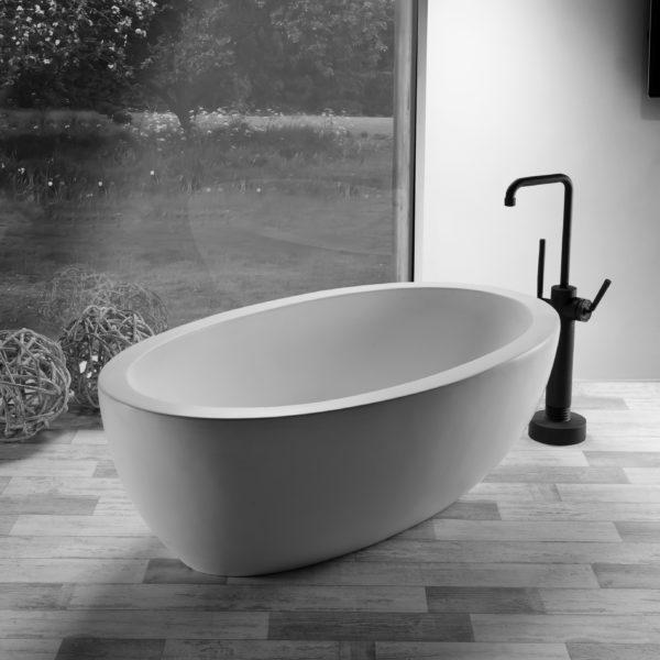 Angela Freestanding Bathtub DADO