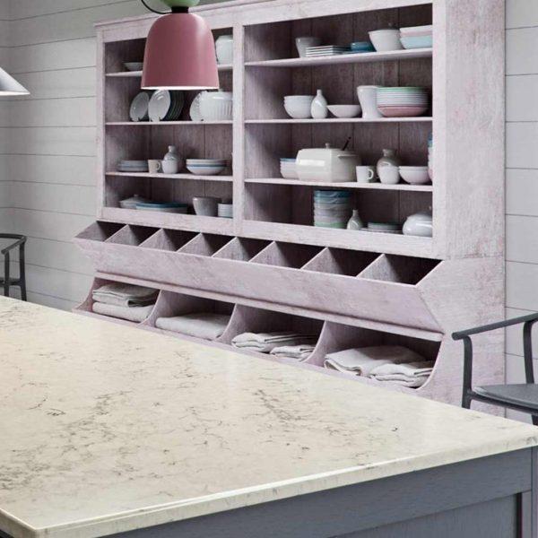 Caesarstone Supernatural Noble Grey Countertop 2