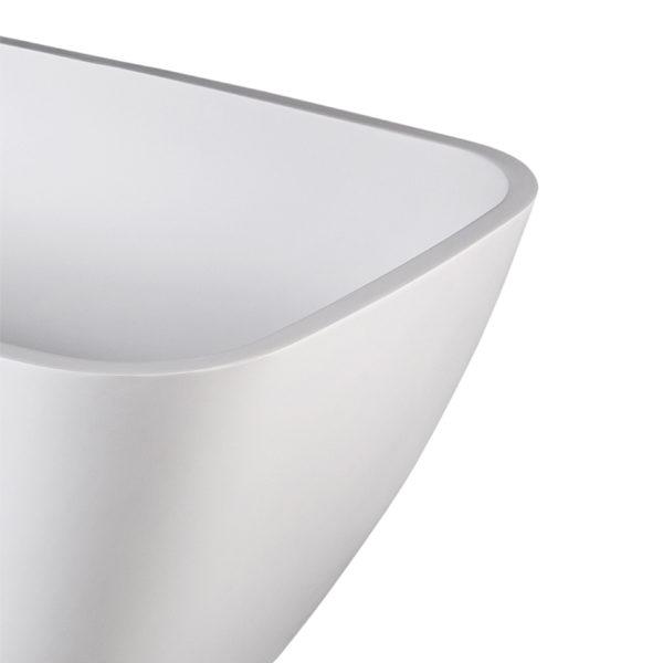 Deonne Freestanding Bathtub DADO Corner
