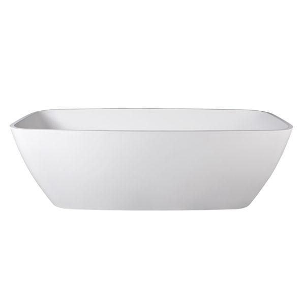 Deonne Freestanding Bathtub DADO Front View