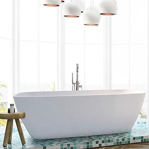 Deonne Freestanding Bathtub DADO