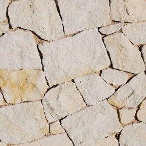 Lesotho Sandstone Chunks Cladding