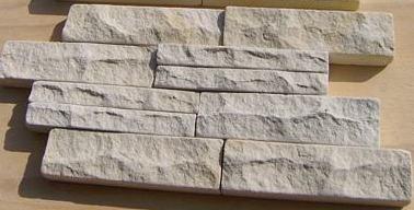 Lesotho Sandstone Cladding panel Closeup