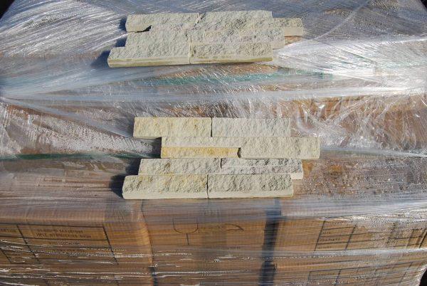 Lesotho Sandstone Cladding panel Interlocking
