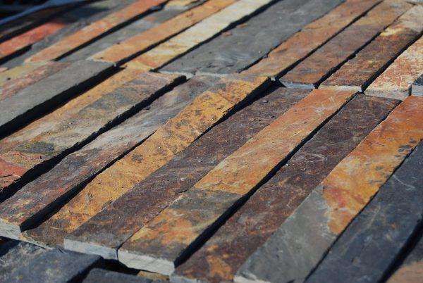 Multi Colour Slate Riven Rich Autumn Riven Layout