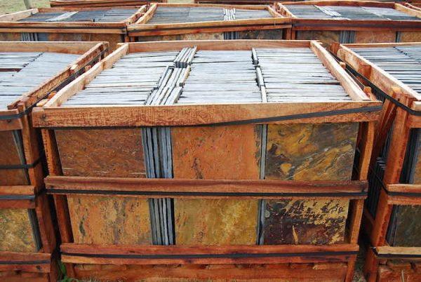 Slate Tiles Rich Autumn Create