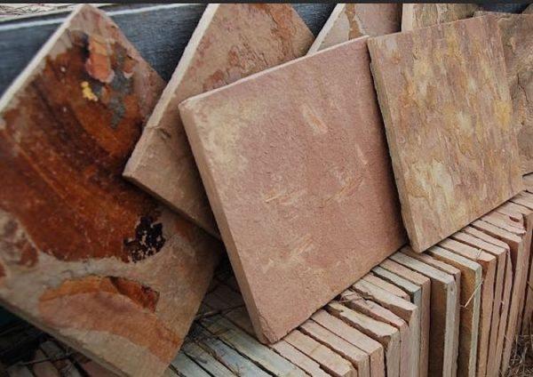 Slate Tiles Rosa Stone 1
