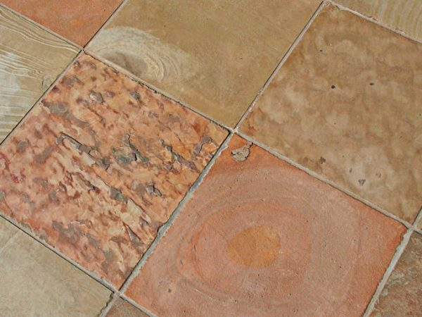 Slate Tiles Rosa Stone
