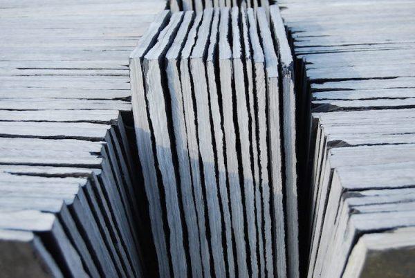 Slate Tiles Silver Blue 1