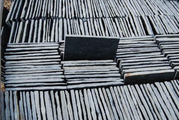 Slate Tiles Silver Blue 2