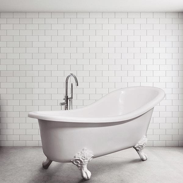 Sofia Slipper Freestanding Bathtub DADO