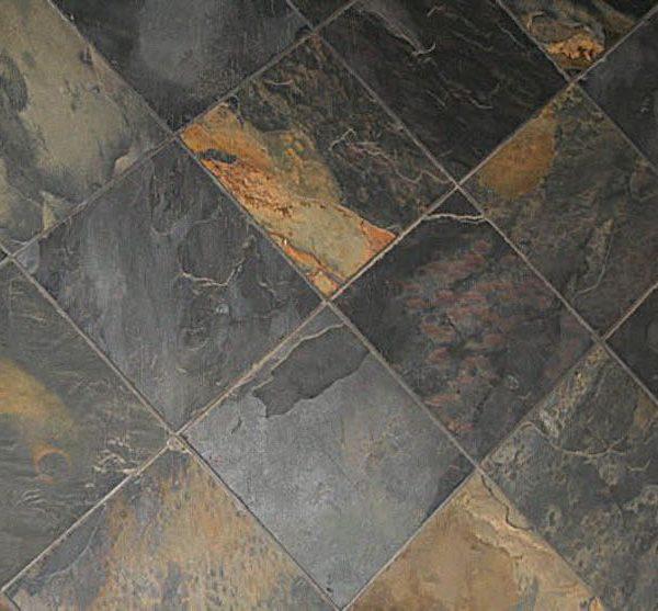 Slate Tiles Multi Colour 1
